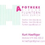 Profile picture of Apotheke Fluntern